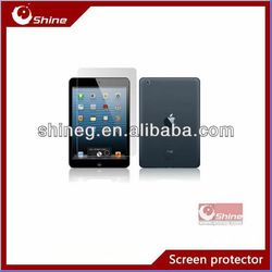 High quality matte screen protector/screen film/screen guard for ipad mini/ipad 2/3/4 oem/odm