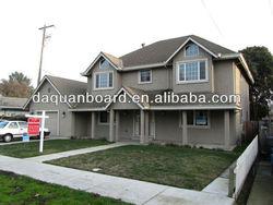 2013 Luxury energy saving modular home Prefabricated House/ Prefab House/ eps cement wall panel