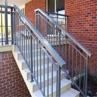 railings concrete stairs