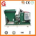Fornecedor OEM GDS1500G infinito variação da velocidade de gasolina shotcrete bomba de concreto