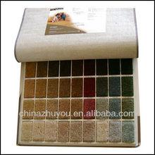 Swatches of Nylon Carpet Display Boards DA-008