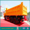 HYVA Lifting system, Back Capsizing, tire 12R 22.5, 38-40 metric meters, Hydraulic truck trailer