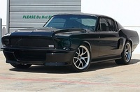1967 Ford Mustang FASTBACK COUPE