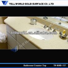 formal solid surface wash basin pedestal(TW-MAWB-157)