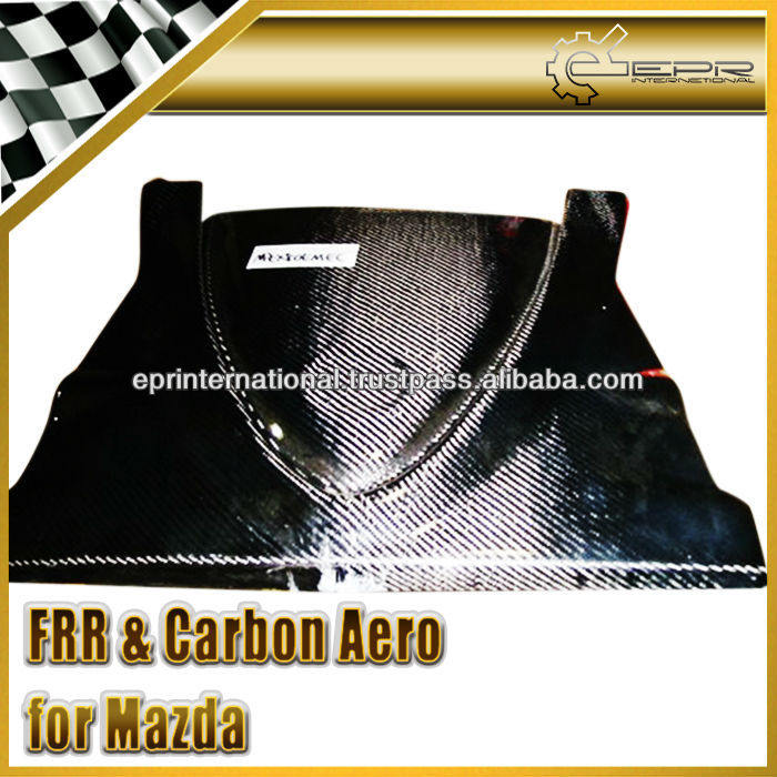 mazda rx8 engine. Mazda RX8 Carbon Engine Cover