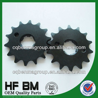 TOP Quality TITAN99 Motorcycle Transmissions, TITAN99 Small Sprocket 14T, for Brazil Motorcycle Parts!