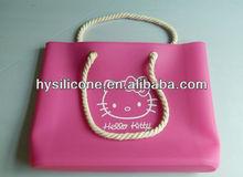 luxury fashion silicone beach wedding welcome bags 2013