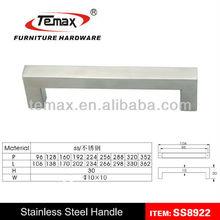 2Modren HZ-128#Glass Door Pull Handle Made in Zhongshan