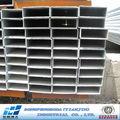 q235 galvanizado rectangular tubo cuadrado de metal 14 mmdpbd