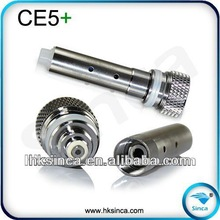 Ego ce5+ 2.4g clearomizer ,no burning smell fashionable buy electric cigarette