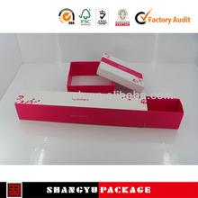 Riciclaggio di ceramica, carta contenitore per alimenti, pakaging carta scatola di cioccolato