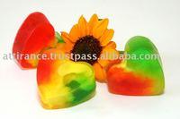 Garden natural handmade soap