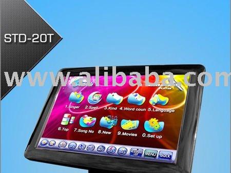 Dau may vod karaoke chon bai tich hop HDD 1000GB den 2000GB