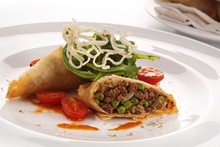 Halal Beef Samosas