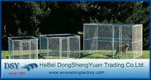 Best price unique dog kennels/outdoor dog kennels(direct factory from China)