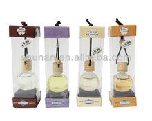 Hot wholesale hanging bottle car air freshener/perfumer