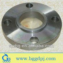 BG carbon steel high pressure ansi b16.5 150lb slip on flange a105