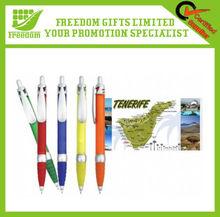 Colorful Advertising Logo Flyer Pen