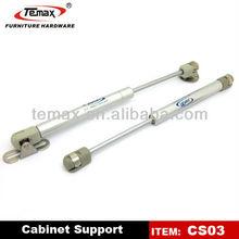 2013 temax gabinete dobrável sistema porta do elevador e pneumática suporte gás para gabinete