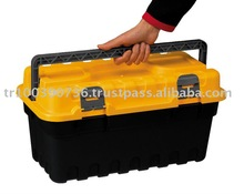 TOOL BOX WITH PLASTIC LOCKS (18 INCH)