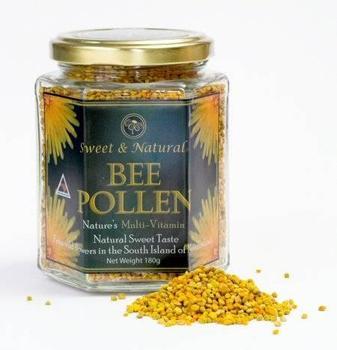 Pure New Zealand Bee Pollen