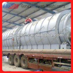 5-10 Ton Crude Oil Refinery Machine To Fuel Diesel Oil