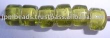 Drum Glass Beads GBDRMS-034
