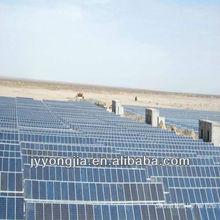 solar pv module of A grade high efficiency solar brackets