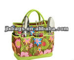 fashion printing ladies garden tool bag