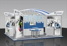 tradeshow, tradefair, exhibition booth design