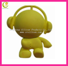 2013 new music man usb silicone cover ,fashion USB driver