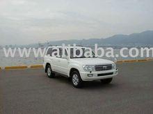 Buying used car Toyota Landcruiser 100 from Japan