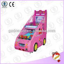 Shooting/ basketball/Racing car/Video amusement arcade game machine