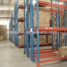 china manufacturer warehouse storage matel pallet shelf