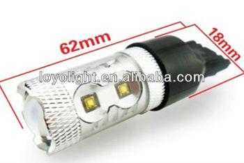50w high power led light for car 3156,high power led car light