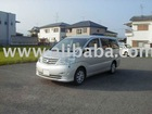 Buying used cars Toyota Alphard from Japan