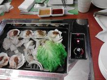 2013 Korean Restaurant 110V 220V 230V 980w/h 1150w/h CE UL Approval High Quality Portable Drawer Mutton BBQ Oven Garden BBQ Oven