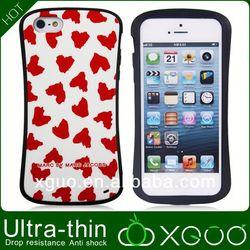 2013 new product unique design for iphone5 case cartoon