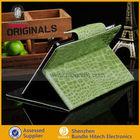 crocodile leather case cover stand for iPad Mini