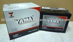 N50Z MF Auto Battery 12V