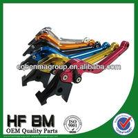 Bike motorcycle adjustable shorty brake clutch lever