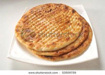Bread, Sheermal, Taftan, Chappati, Pizzas
