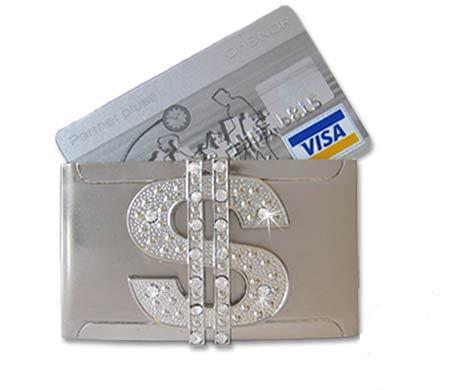 Cardholder Belt Buckle
