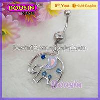 Nice Elephant Wholesale Indian Body Jewelry #14452