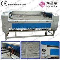 Asia brand cheap price high precision quick cuts fabric 100% cotton machinery
