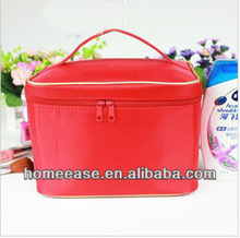 Nylon Cosmetic Bag with Mirror