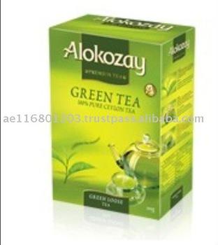 Alokozay Green Tea