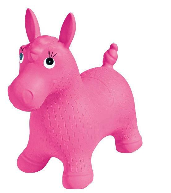 Ball Bounce & Sport Pony Inflatable Animal Hopper