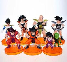 5-12cm Dragon Ball Z Dragonball 8pcs/set PVC Action Figure Toy
