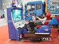 4d combate a máquina de jogo simulador de movimento de assentos para o parque de diversões